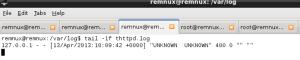 HTTP-logs-empty
