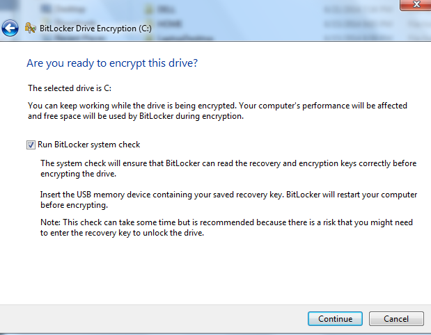 BitLocker with TPM in 10 Steps  | Count Upon Security