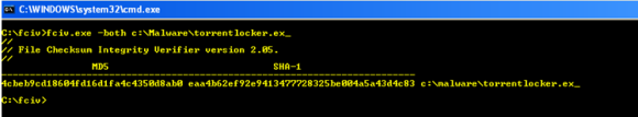 static-analysis-fciv