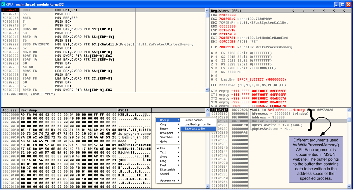 Dridex Malware Analysis | Count Upon Security