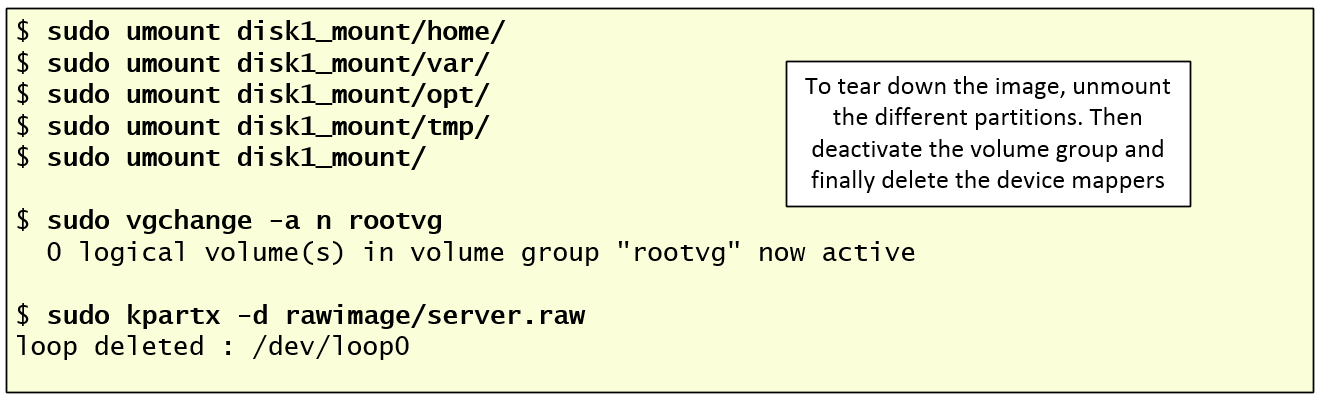 Linux LVM forensics | Count Upon Security